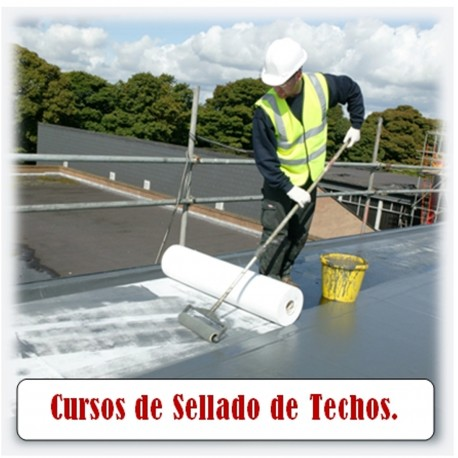 Curso sellado de techos