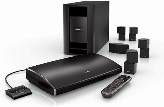 Bose acoustimass 10 series ii home theater speaker system - negro whatsapp +18328019816