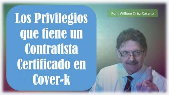 Privilegios de estar con cover k